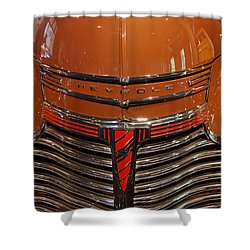 Nose 1941 Chevy Shower Curtain