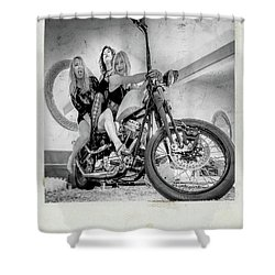 Nostalgia- Shower Curtain