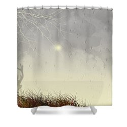 Nostalgic Moments Shower Curtain