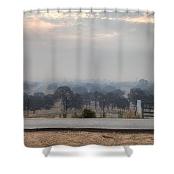 Not Clouds Shower Curtain