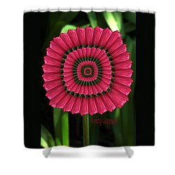Tulip K1 Shower Curtain