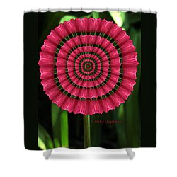 Tulip K2 Shower Curtain