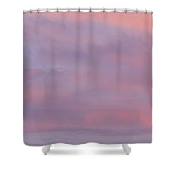 Not In Kansas Shower Curtain by Peter Tellone