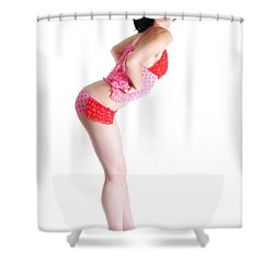 Not My Fanny Shower Curtain