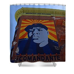 Notorious B.i.g. I I Shower Curtain by  Newwwman