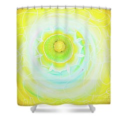 Nourishing  Shower Curtain
