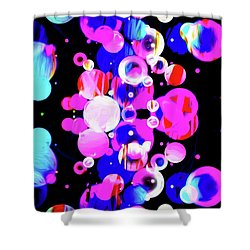 Shower Curtain featuring the photograph Nova 2.0 by James Bethanis