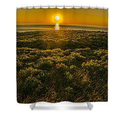 Nova Scotia Dreaming Shower Curtain