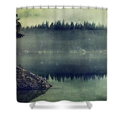 November Afternoon Shower Curtain