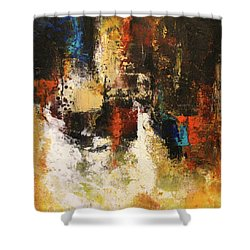 November Evening 1 Shower Curtain