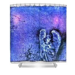 November Sky Shower Curtain