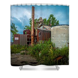 Now Cold Shower Curtain