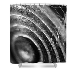 Now Hear This Shower Curtain by Skip Hunt