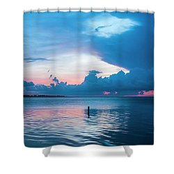 Now The Day Is Over Shower Curtain