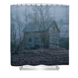 Nowhere Shower Curtain