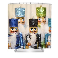 Nutcracker March Shower Curtain