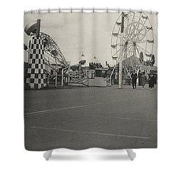 N.y. Worlds Fair 2 Shower Curtain