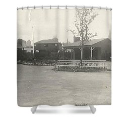 N.y. Worlds Fair 3 Shower Curtain