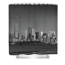 Nyc Skyline Shower Curtain