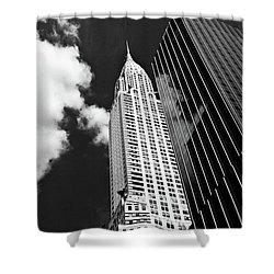 Nyc2 Shower Curtain