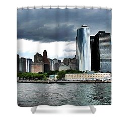 Nyc3 Shower Curtain