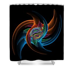 Nyse Ticker Symbol Syy Daily  Shower Curtain