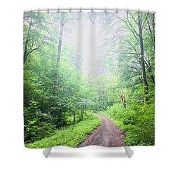 O Shower Curtain