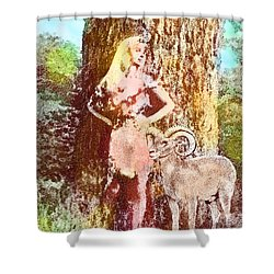 Oak Hill Shower Curtain