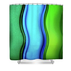 Objectified The Feminine Shower Curtain