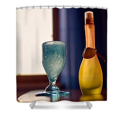 Objects Shower Curtain