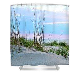 Obx Daybreak Shower Curtain