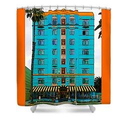 Ocean Avenue Shower Curtain