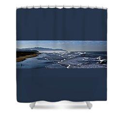 Ocean Beach San Francisco Shower Curtain