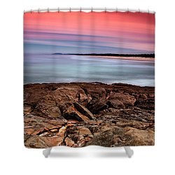 Ocean Beauty 6666 Shower Curtain