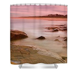 Ocean Beauty 801 Shower Curtain