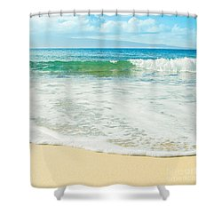 Ocean Dreams Shower Curtain by Sharon Mau