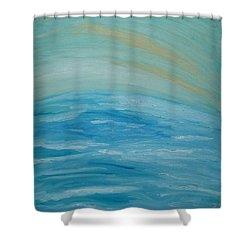 Ocean. Fantasy 29. Shower Curtain