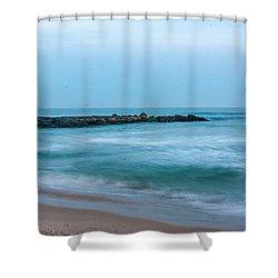 Ocean Flow Shower Curtain