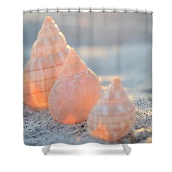 Shower Curtain featuring the photograph Ocean Jewels by Melanie Moraga