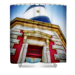 Outer Banks Shower Curtain
