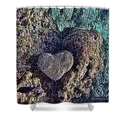 Ocean Love Shower Curtain