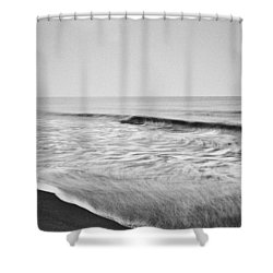 Ocean Patterns Shower Curtain by Scott Meyer