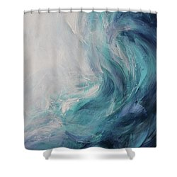 Ocean Song Shower Curtain