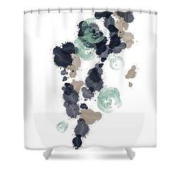 Ocean Vibes II Shower Curtain