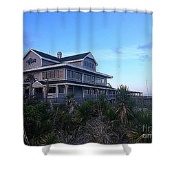 Oceanic - Wrightsville Beach Shower Curtain