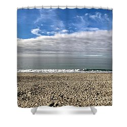 Ocean's Edge Shower Curtain