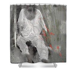 Ocotillo Shower Curtain