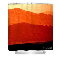 October Hills Shower Curtain