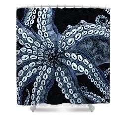 Octopoda Shower Curtain
