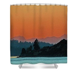 Shower Curtain featuring the photograph Ode To Elton Bennett by Chris Anderson